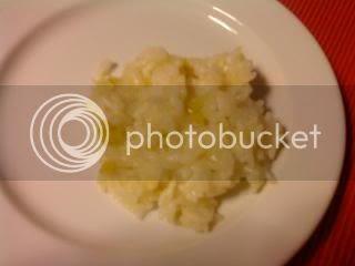Arroz de alho francês