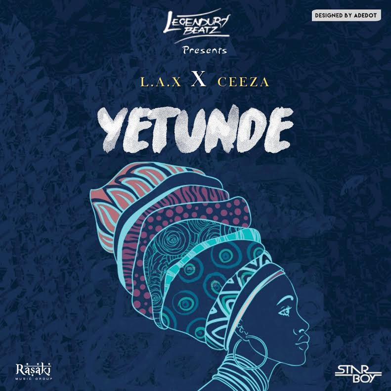 Legendury Beatz Yetunde Art