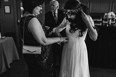 Thalia   Henry   Edmonton brunch wedding   Janine Rose