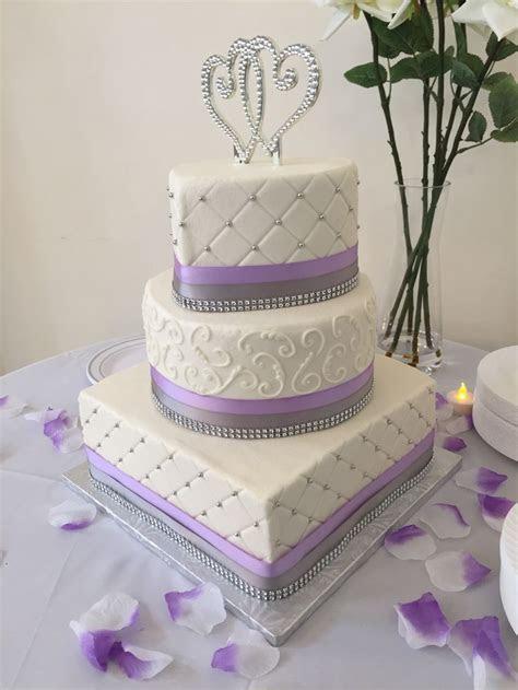 25  best Silver heart wedding cakes ideas on Pinterest