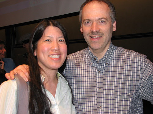 Will Shortz and me!