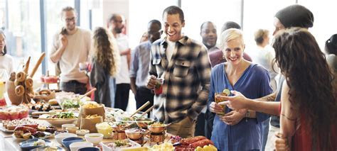 Plan the Perfect Potluck Party with a Free Online Sign Up