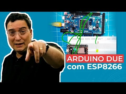 Arduino Due com ESP8266
