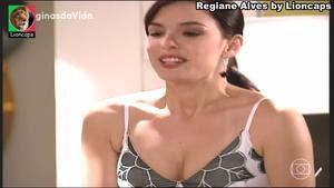Regiane Alves sensual em vários trabalhos