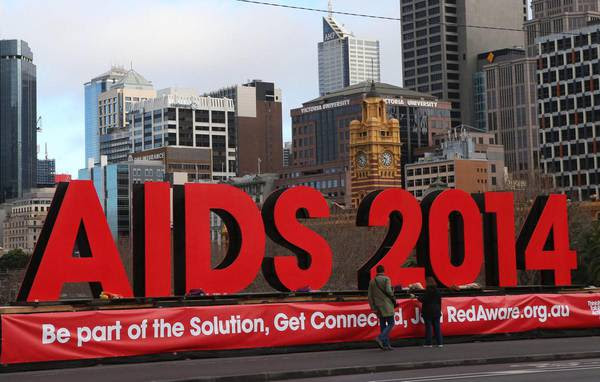 AIDS conference