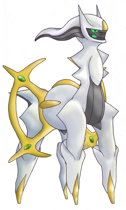 Arceus Images  Pokemon Images