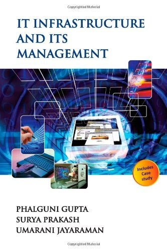 it infrastructure and its management phalguni gupta pdf free download