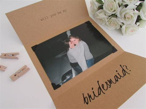 """23 Insanely Creative Ways To Ask """"Will You Be My Bridesmaid?"""""""