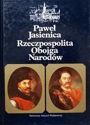 Okładka książki Rzeczpospolita Obojga Narodów