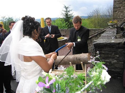 Expat in Germany: German Wedding Ceremony: Part 2 of