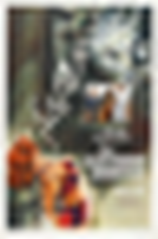 affiche vintage film horreur 1950 03 Affiches de films dhorreur des années 50  design