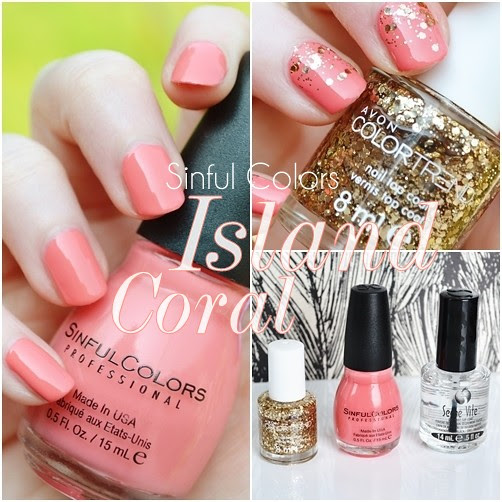Sinful_Colors_Island_Coral_swatch