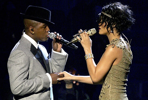 Rihanna e Ne-Yo (Foto: Getty Images)