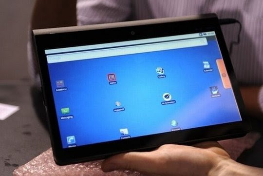 Notion Ink Adam Tablet: Do You See it as an iPad Killer?