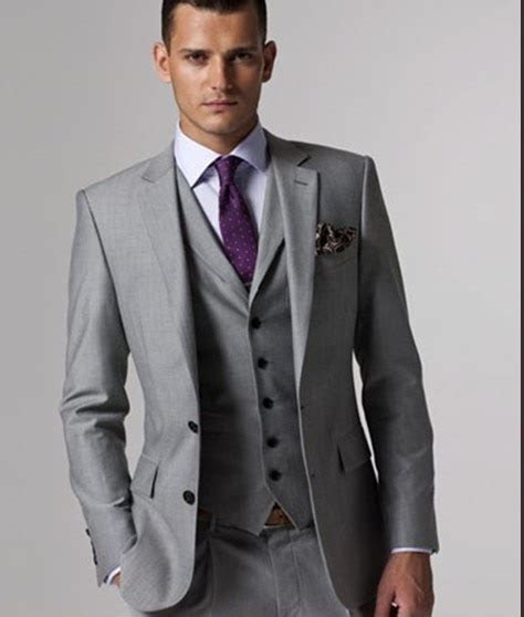 Online Buy Wholesale grey suit from China grey suit