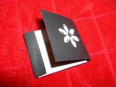 Matchbox Notepad