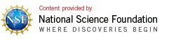 Content created by National Science Foundation