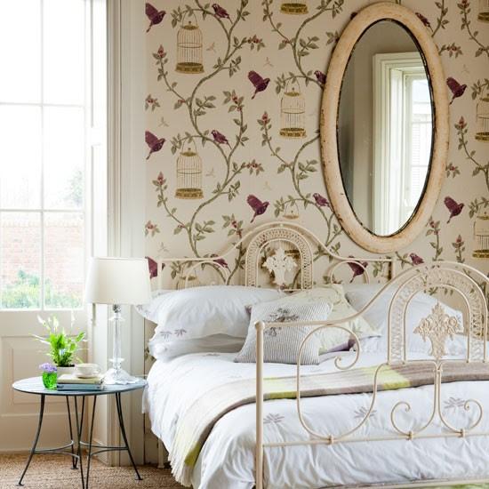 Pretty bedroom   Decorating ideas   Image   Housetohome