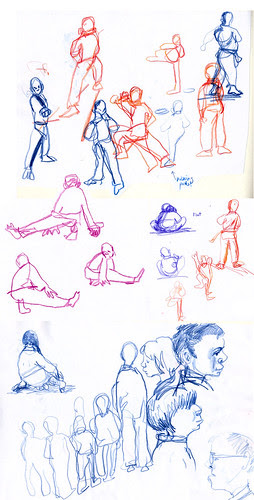 November 2013: My Life Drawing Class by apple-pine