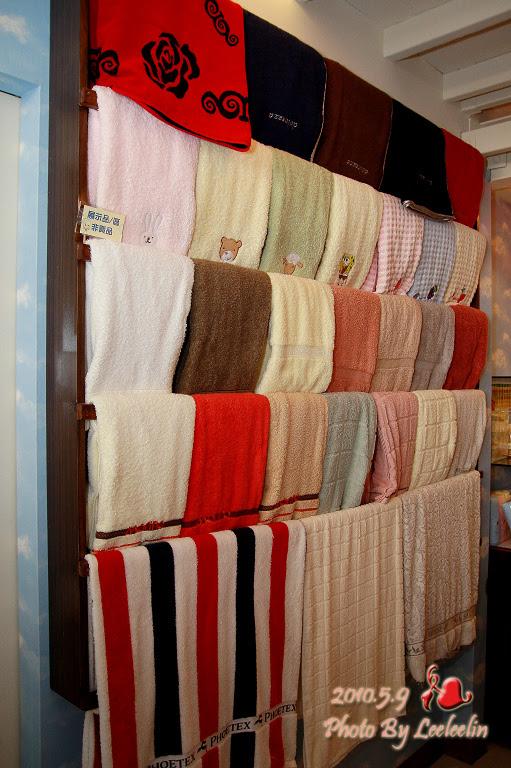 興隆毛巾光觀工廠|雲林虎尾景點