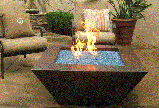 the pool guy store blog poolside fire pit fountains help add a touch of class to every pool. Black Bedroom Furniture Sets. Home Design Ideas