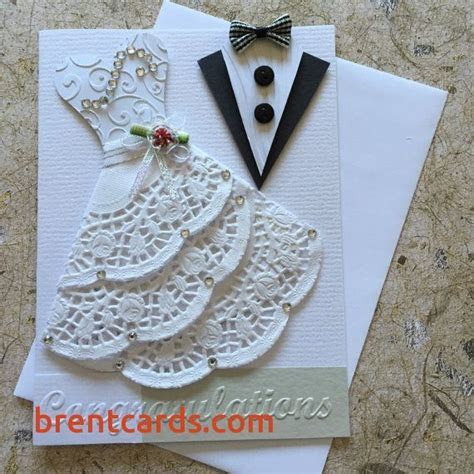 Best 25  Homemade wedding cards ideas on Pinterest