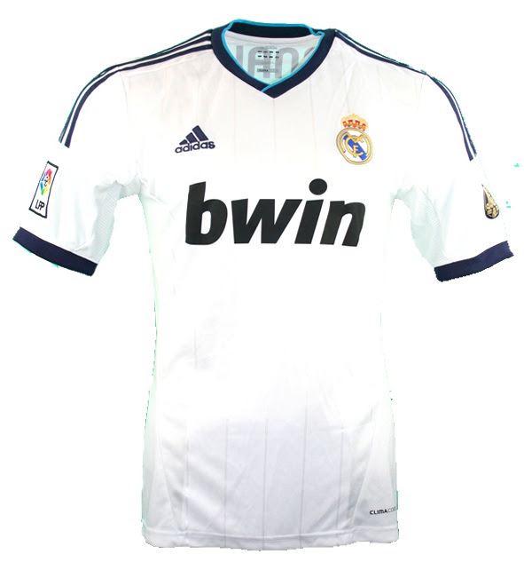 adidas Herren Real Madrid UCL Trainingstrikot