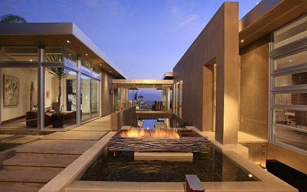 Expansive house in LA by McClean Design