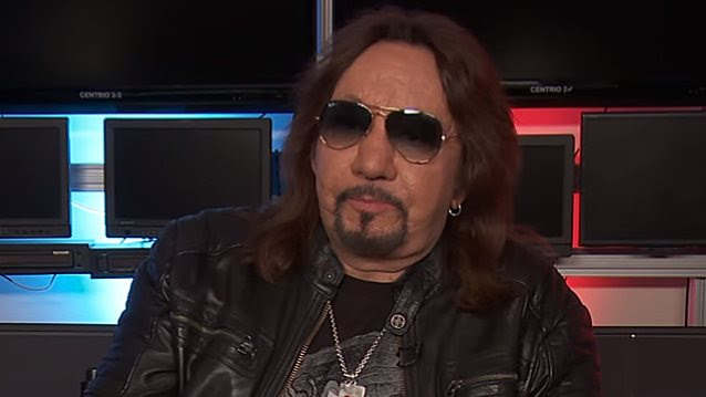 ACE FREHLEY On Rumored KISS Return: 'It's A Possibility'