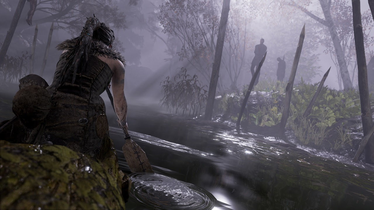 Hellblade to release August 8 screenshot