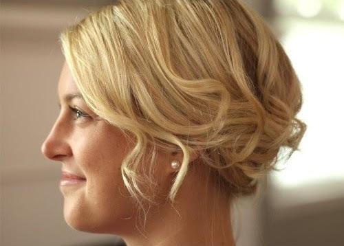 60 Updos  for Short  Hair Your Creative Short  Hair Inspiration
