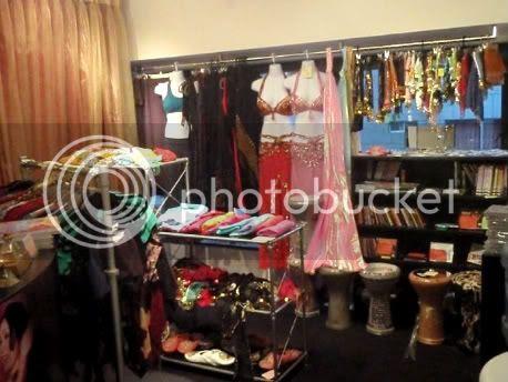 the goodies in el hobb's store in shibuya