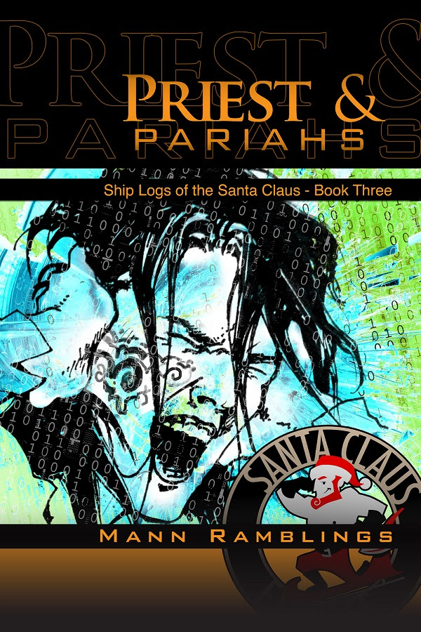 Priest and Pariah Cover