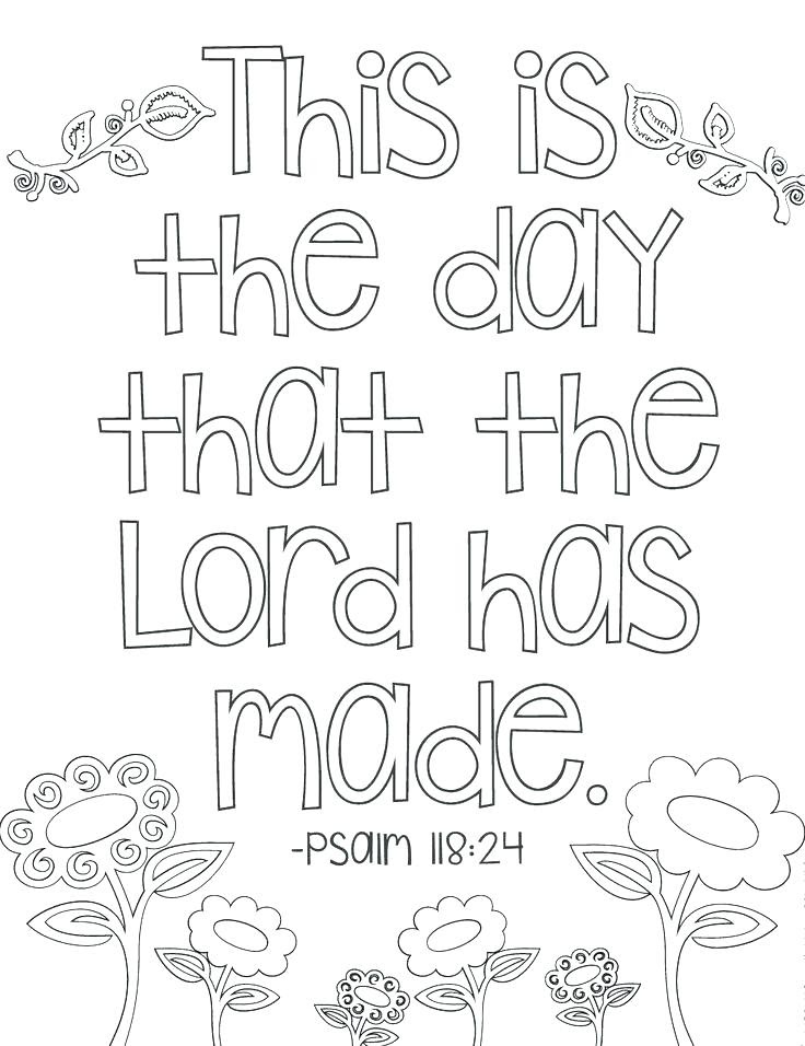 Christian Spring Coloring Pages at GetColorings.com | Free ...