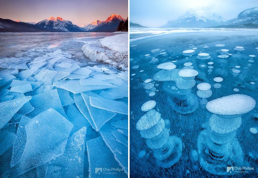 http://www.boredpanda.com/frozen-lakes/