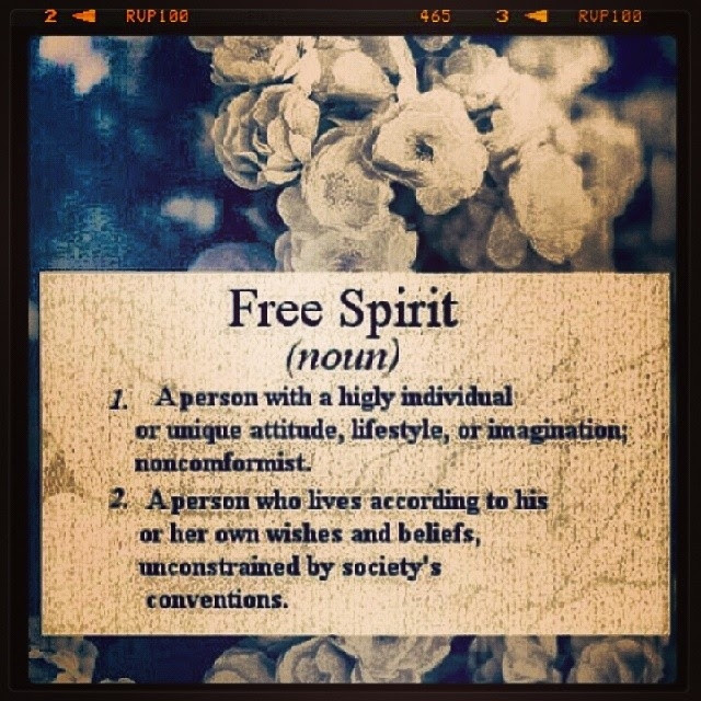 Quotes About Free Spirit 127 Quotes