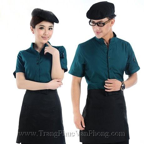 đồng phục quán bar