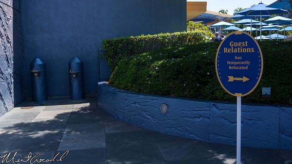 Disneyland Resort, Disneyland, Tomorrowland, Guest Relations, DAS