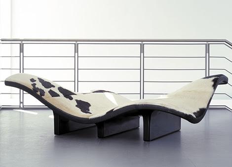 Modern Lounge Sofas - Waves Sofa For Two by Erik Jorgensen