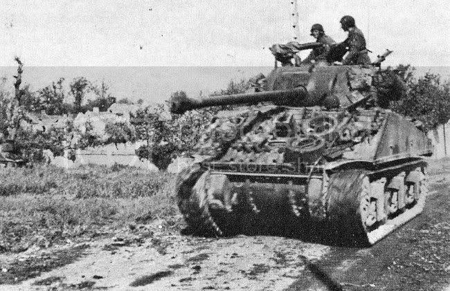 Production of the Sherman tank exceeded 50000 units during World War II,