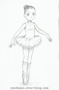 Disegno Di Ballerina Sulle Punte Da Colorare Quotes Sketch Coloring Page
