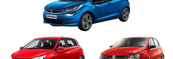 Tata Altroz vs Hyundai i20 vs VW Polo: Turbo price comparison