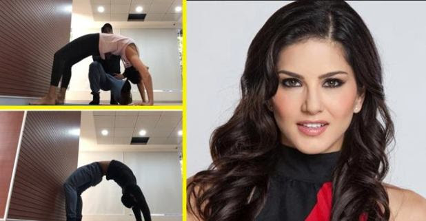 Sunny Leone's Latest Working Out Video Spells Fitness Goals