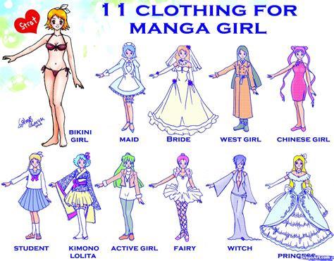 draw clothing step  step fashion pop culture