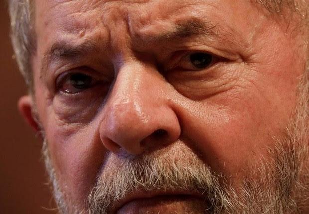 Ex-presidente Luiz Inácio Lula da Silva (Foto: Ueslei Marcelino/Reuters)