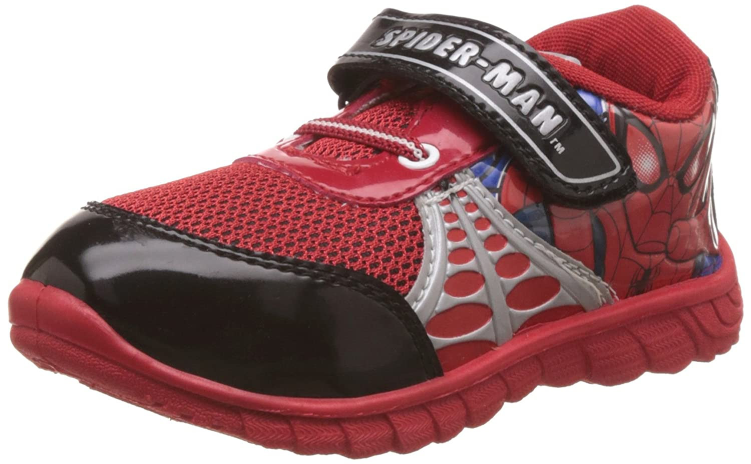 Deals on Spiderman Boy's Sports Shoes