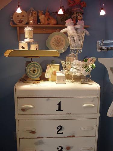 Numbers dresser