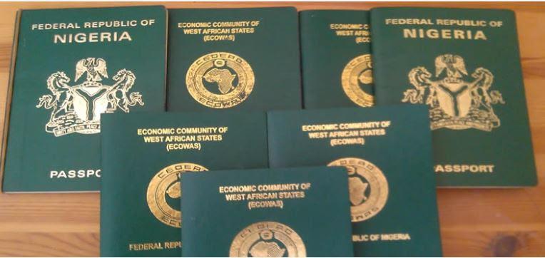 Nigeria Ranks Among Countries with Least Powerful Passports