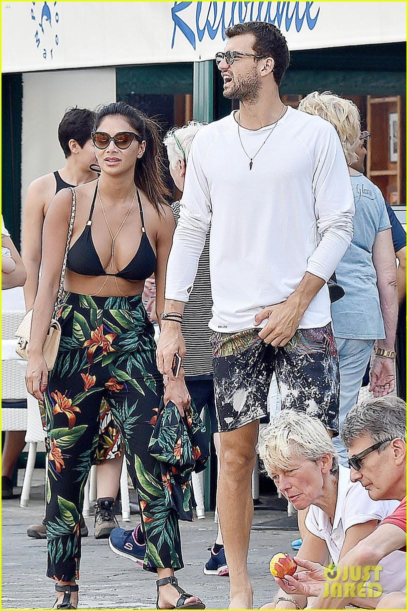 Nicole Scherzinger Boyfriend Grigor Dimitrov Enjoy Romantic Vacation In Italy Photo 3761275 Bikini Grigor Dimitrov Nicole Scherzinger Shirtless Pictures Just Jared