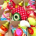 Christmas ornaments by Holland Fabric House